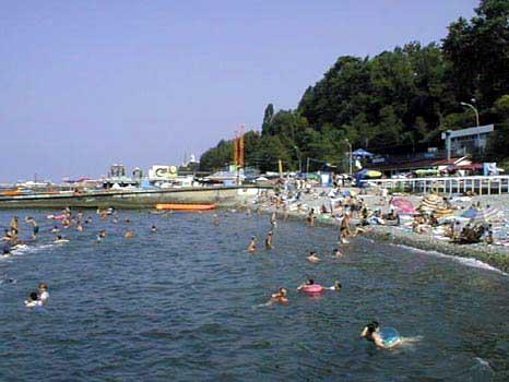 картинки море  лазаревское